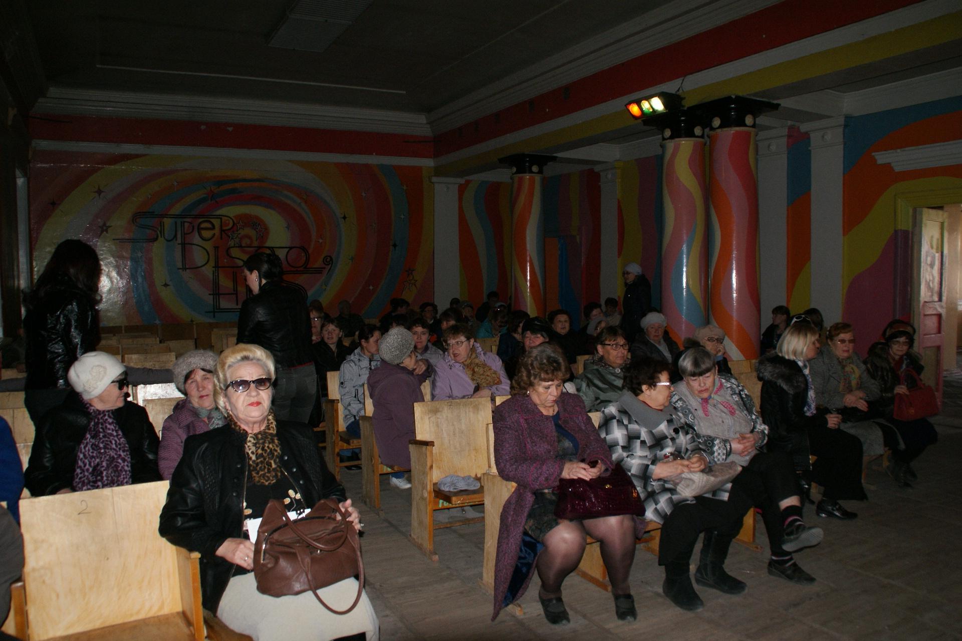 Центр общественного контроля в сфере ЖКХ Забайкальского края провел беседу с администрацией и жителями поселка Ясная
